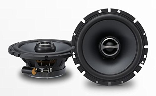size of car speakers