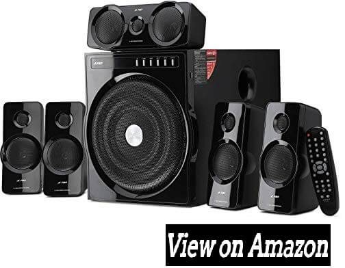F&D F6000X Powerful 135W Bluetooth Home Audio Speaker & Home Theater System