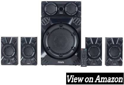 MarQ by Flipkart with HDMI Arc 160 W Bluetooth Home Theater